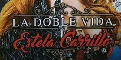 la doble vida de estela carrillo logo