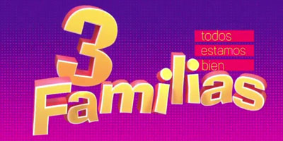 3 familias descargar capitulos completos videos online youtube dailymotion logo chico