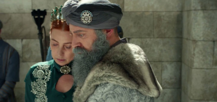 el sultan suleiman halit ergenc hurrem vaide percin final